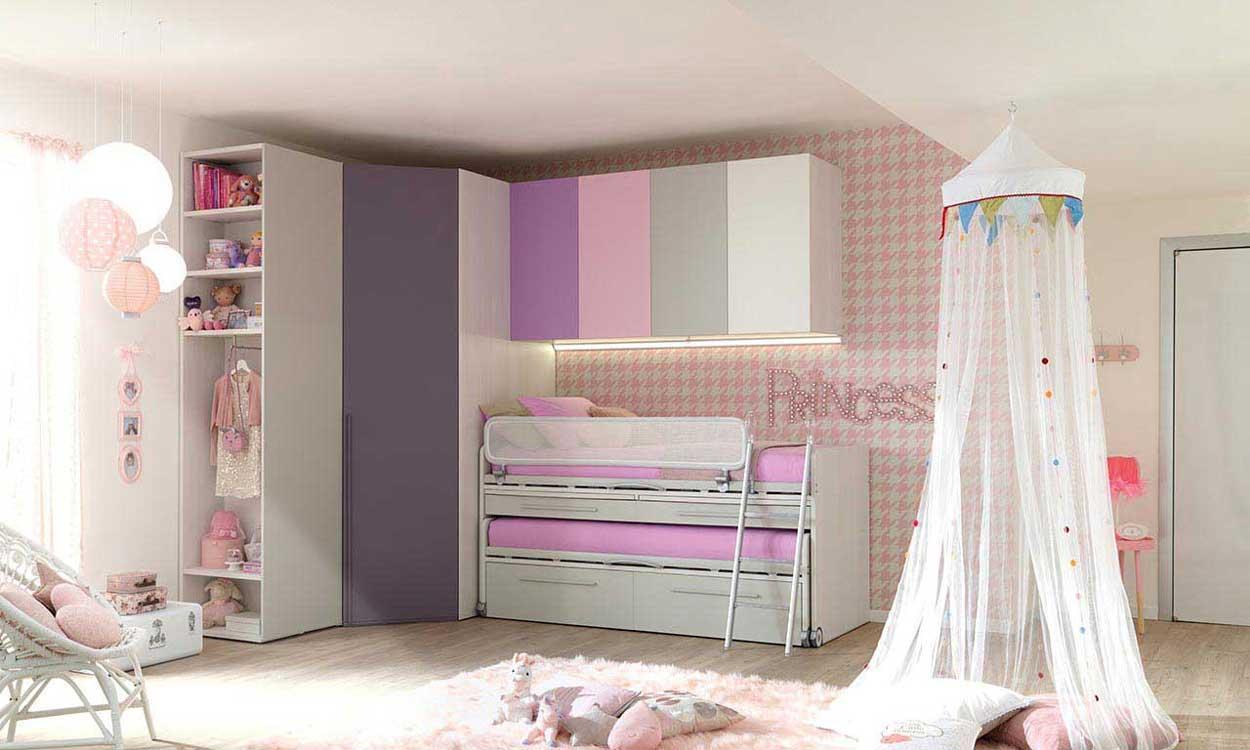 Camere per giovani adulti colori pareti per la camera dei ragazzi 8 idee - Camerette per giovani ...