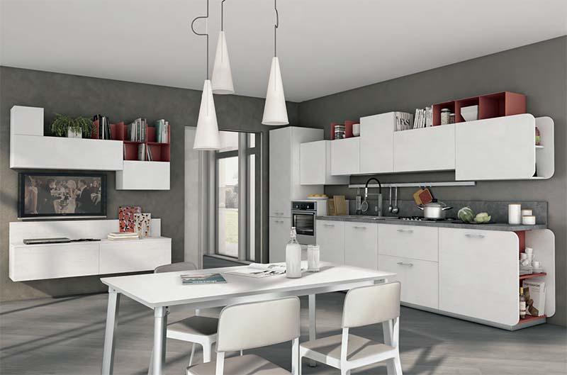 Best modelli cucine lube images for De caro arredamenti