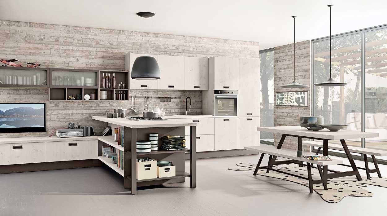 Cucine Moderne In Offerta A Salerno.Cucine Lube Creo Kitchen De Caro Arredamenti Battipaglia