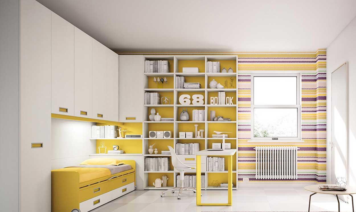 Camere Per Ragazzi Moretti : Camerette per bambini e ragazzi de caro arredamenti battipaglia