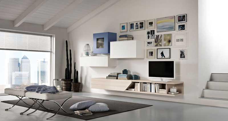 soggiorno living spar (1) - De Caro Arredamenti