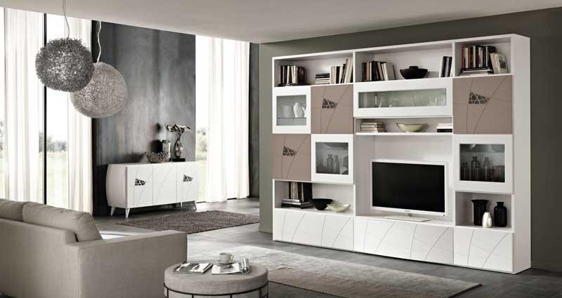soggiorno living spar (4) - De Caro Arredamenti