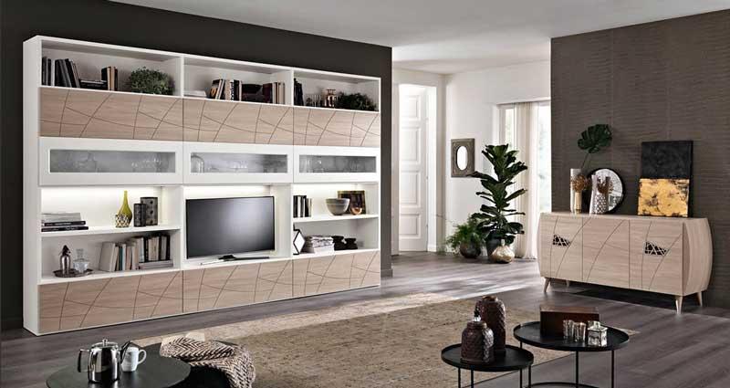soggiorno living spar (5) - De Caro Arredamenti