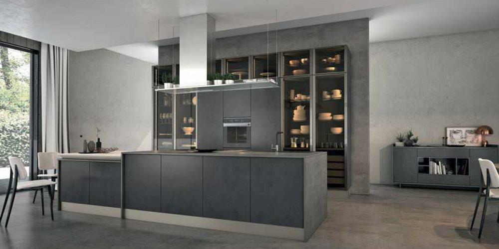 Cucine Lube Salerno: Top, Lab e Piani di Lavoro - De Caro Arredamenti
