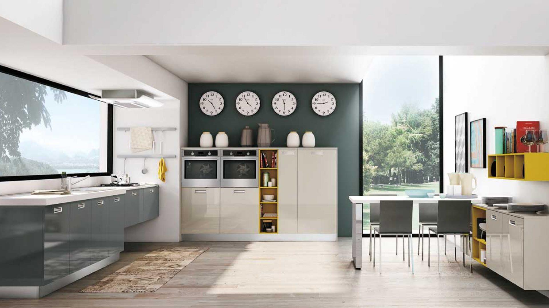 cucine lube creo kitchen de caro arredamenti battipaglia