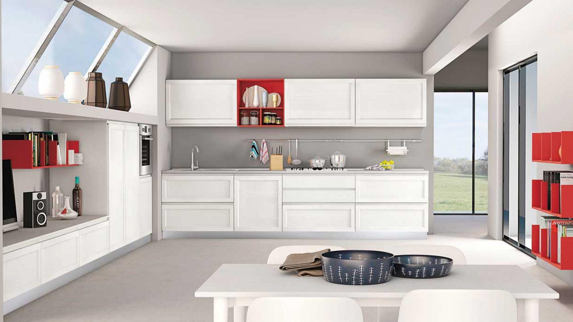 Cucine lube salerno cucine lube creo kitchen de caro for De caro arredamenti