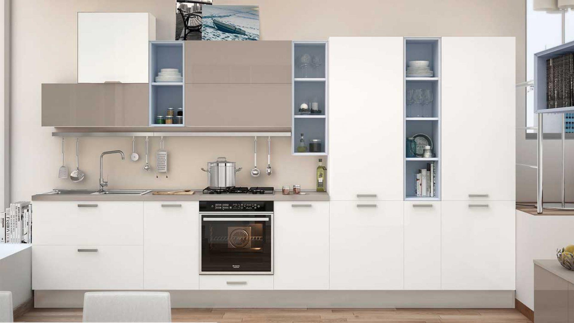 Cucine lube creo kitchen de caro arredamenti battipaglia for De caro arredamenti